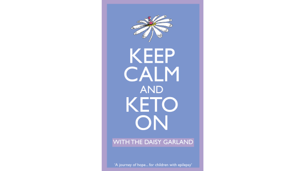 'Keep Calm and Keto On' T-Towel