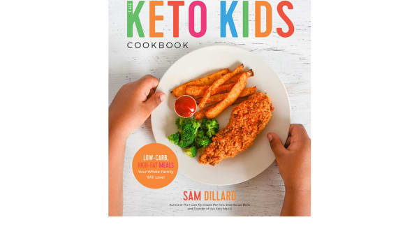 Keto Kids Cookbook